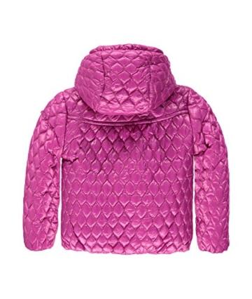 Kanz Baby - Mädchen Jacke Anorak m. Kapuze 1/1 Arm, Gr. 68, Rosa (festival fuchsia|pink 2047) -