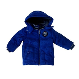 MEXX Jungen Kinder Winterjacke moon melon blue Gr. 74 - 92 92 -
