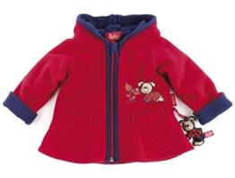sigikid 145902 Fleecejacke Baby rot Hase ski patrol (074) -