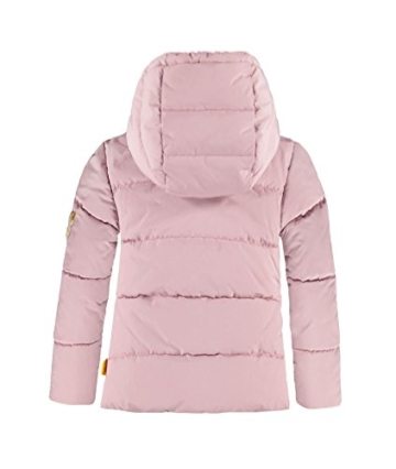 Steiff Collection Mädchen Jacke Anorak, Gr. 74, Rosa (burnished lilac 2752) -