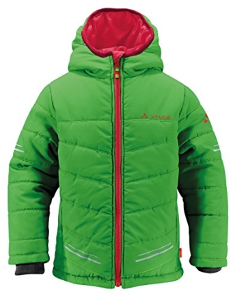 VAUDE Kinder Arctic Fox Jacket, Green, 122/128, 03444 -