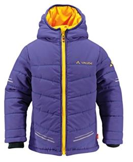 VAUDE Kinder Arctic Fox Jacket, Viola, 110/116, 03444 -